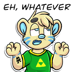 Whatever Telegram Sticker