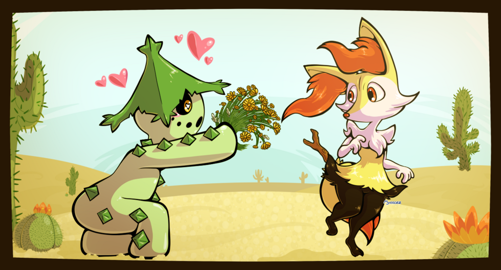 Most recent image: Desert Romance