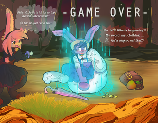Pooka'd (Game Over series) 1/3