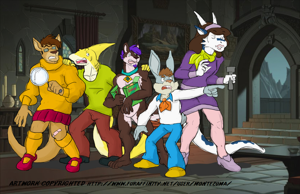 Those Darn Meddling Kids (Wind and Co.)