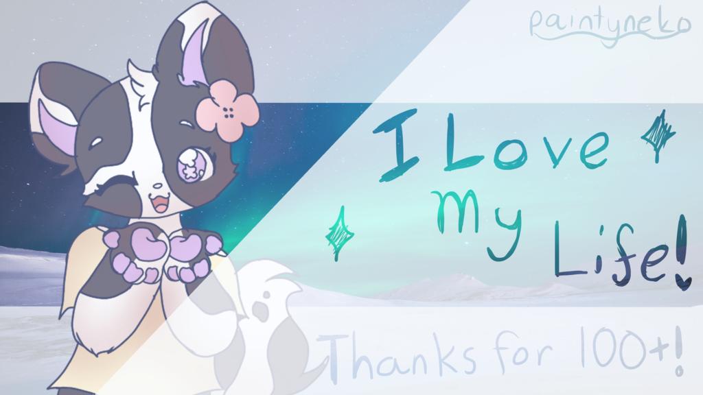 [Animation Meme] I Love my Life (100 Sub Special!)