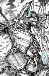 :Commission: Centurion's Vantage