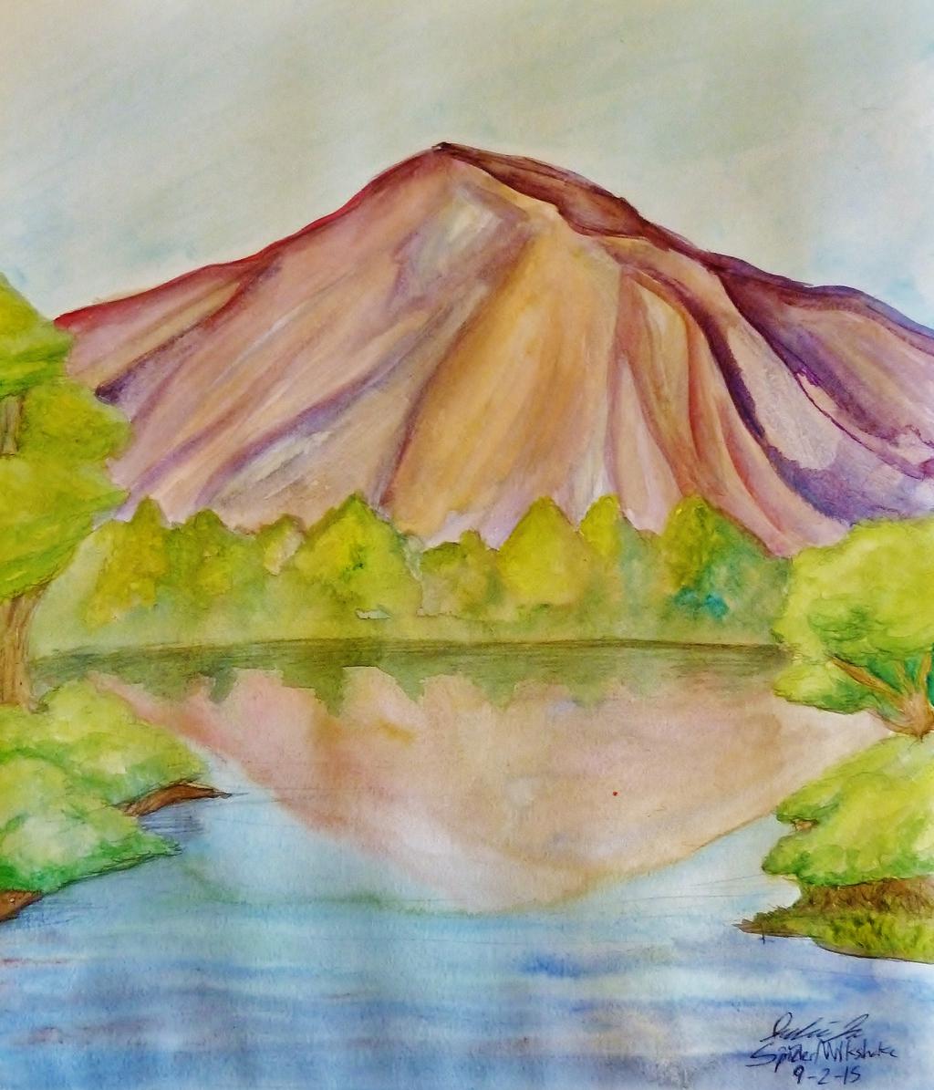 Mountain Lakeside