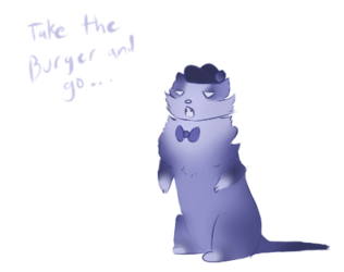Welcome to Ferret Burger [Get Out]
