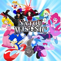 Super Smash Bros NatouMJSonic