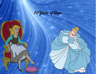 Cinderella 70th years anniverary