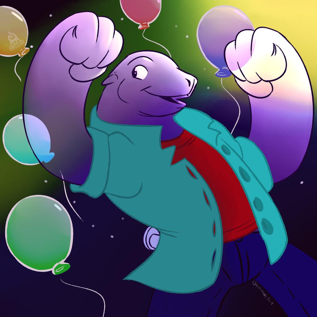 [Commish] Clubbin' Seal