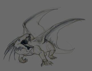 Gorgonopsid Dragon