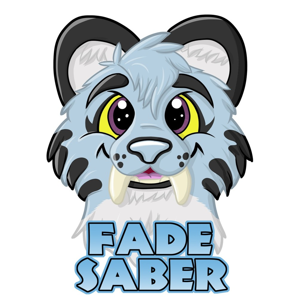 Fade Saber Badge by Hubcap