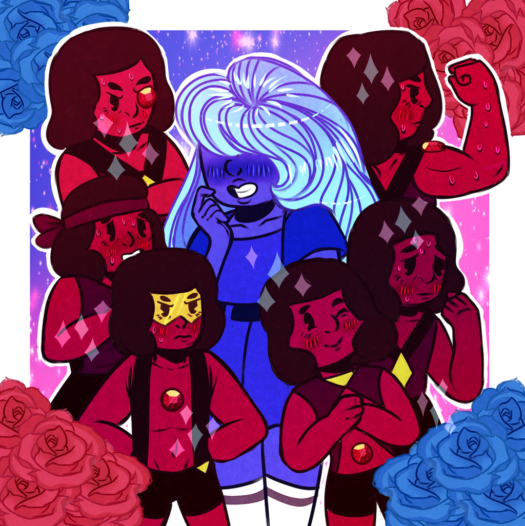 Sapphire and The Rubies