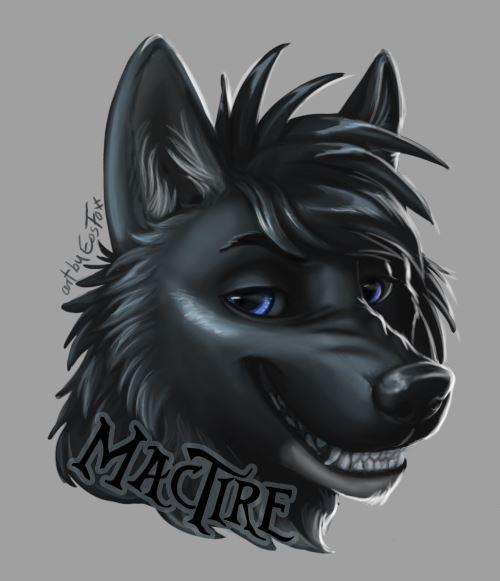 Mac Tire Badge