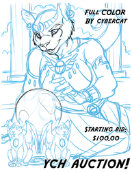 YCH Oracle Fullcolor Auction