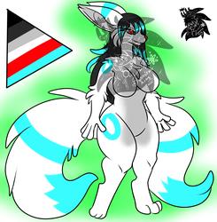 Female White Umbreon +Design+ (SOLD)