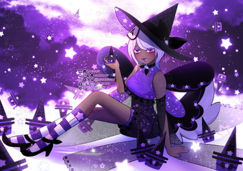 Starry Cupcake Fairy Witch ✨⭐ Sp