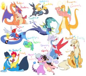 Pokemon In Love