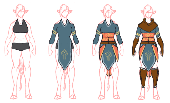 'Nother Costume Breakdown