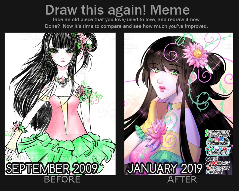 Draw This Again 2019 Hey Girly