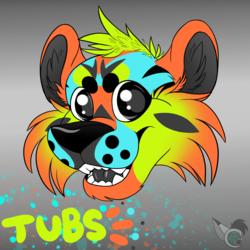 Tubs the Tiger - Fanart