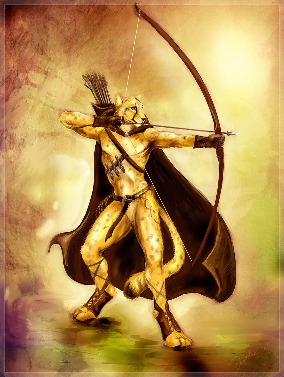 Most recent image: Archer