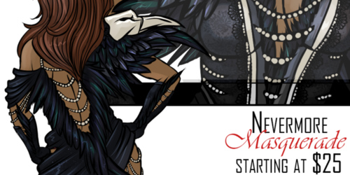 October: Nevermore Adoprtable - Closed