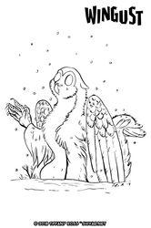 Wingust 10 - Snow