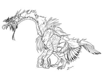 Reaper Therizinosaurus
