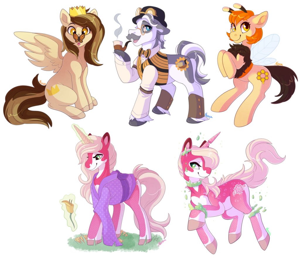 Most recent image: MLP Com Batch 1