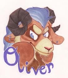 Oliver Badge