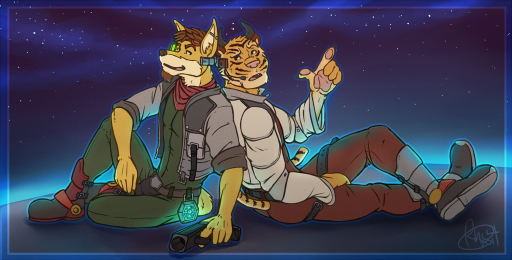 SMASH - Fox & Falco