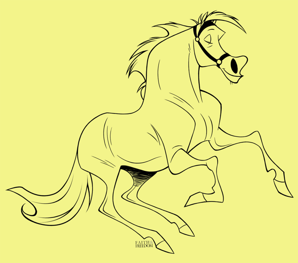 Most recent image: Yellow Horse