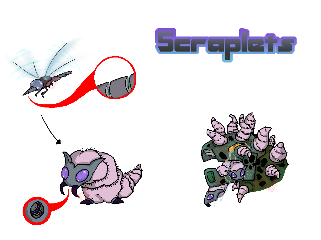 Scraplets