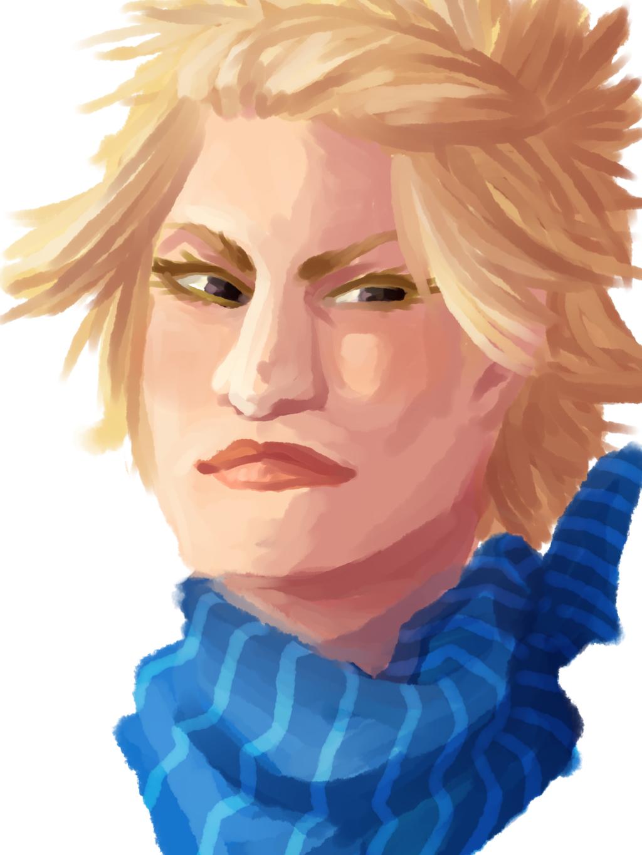 Speedpaint Portrait
