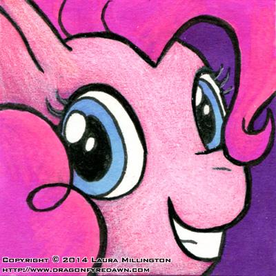 Pinkie Pie Mini