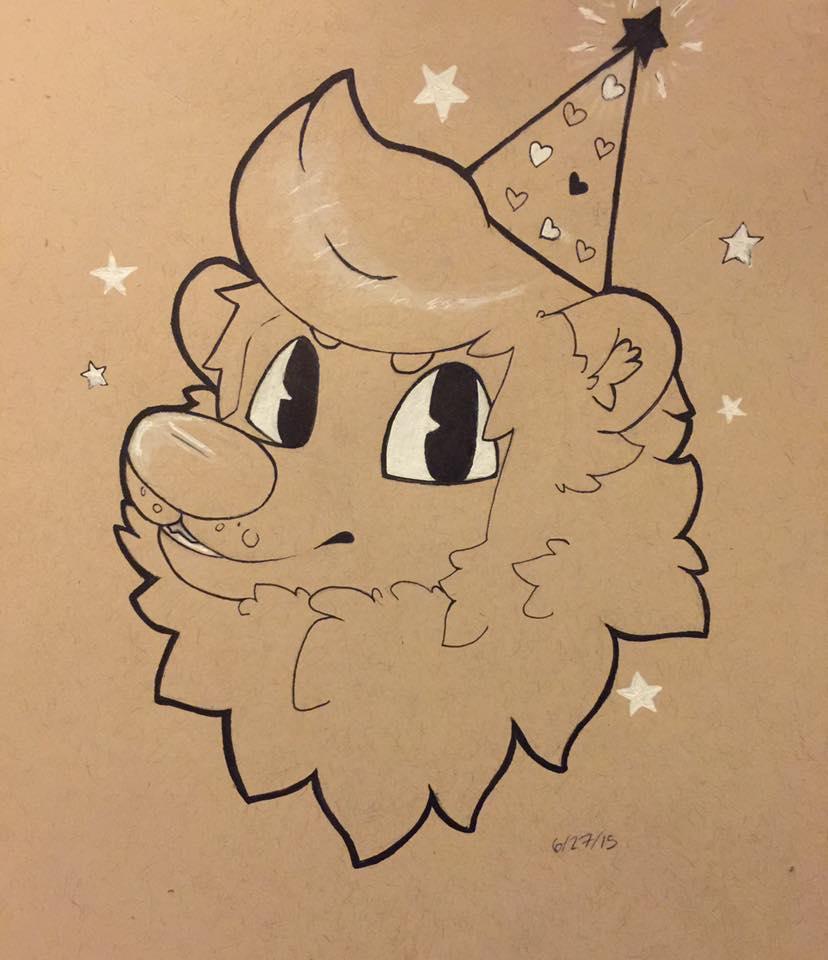 [f] birthday qt