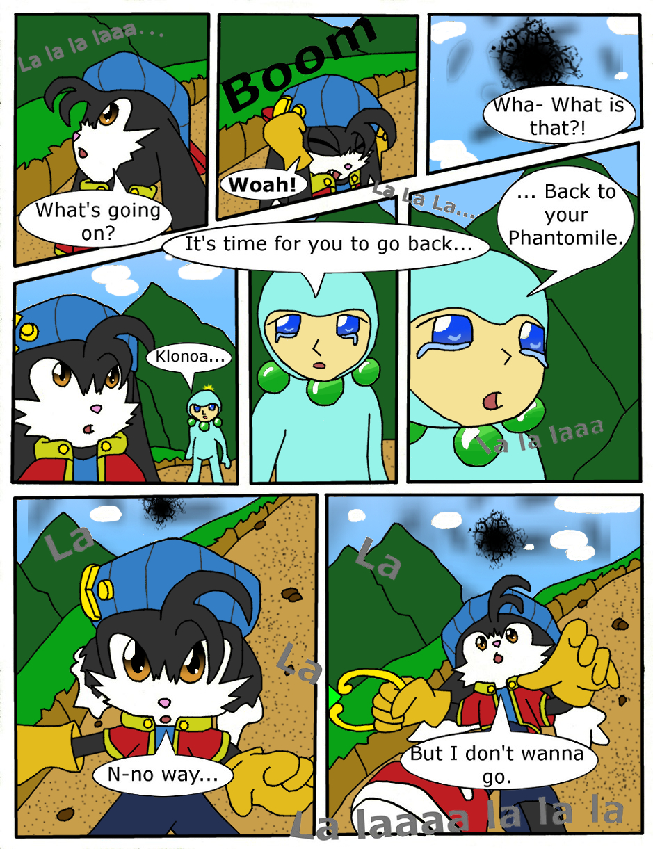 Door to Phantomile Ending page 8