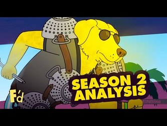 VIDEO: Bojack Horseman Season 2 Analysis | Episode 46
