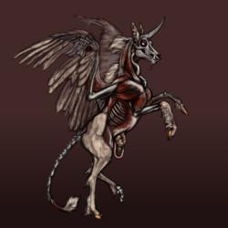 Zombie Unicorn II
