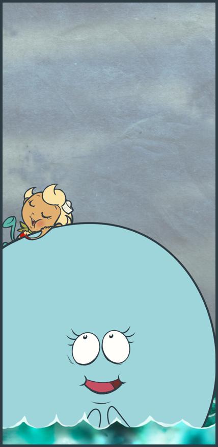 Flapjack Loves Bubbie!