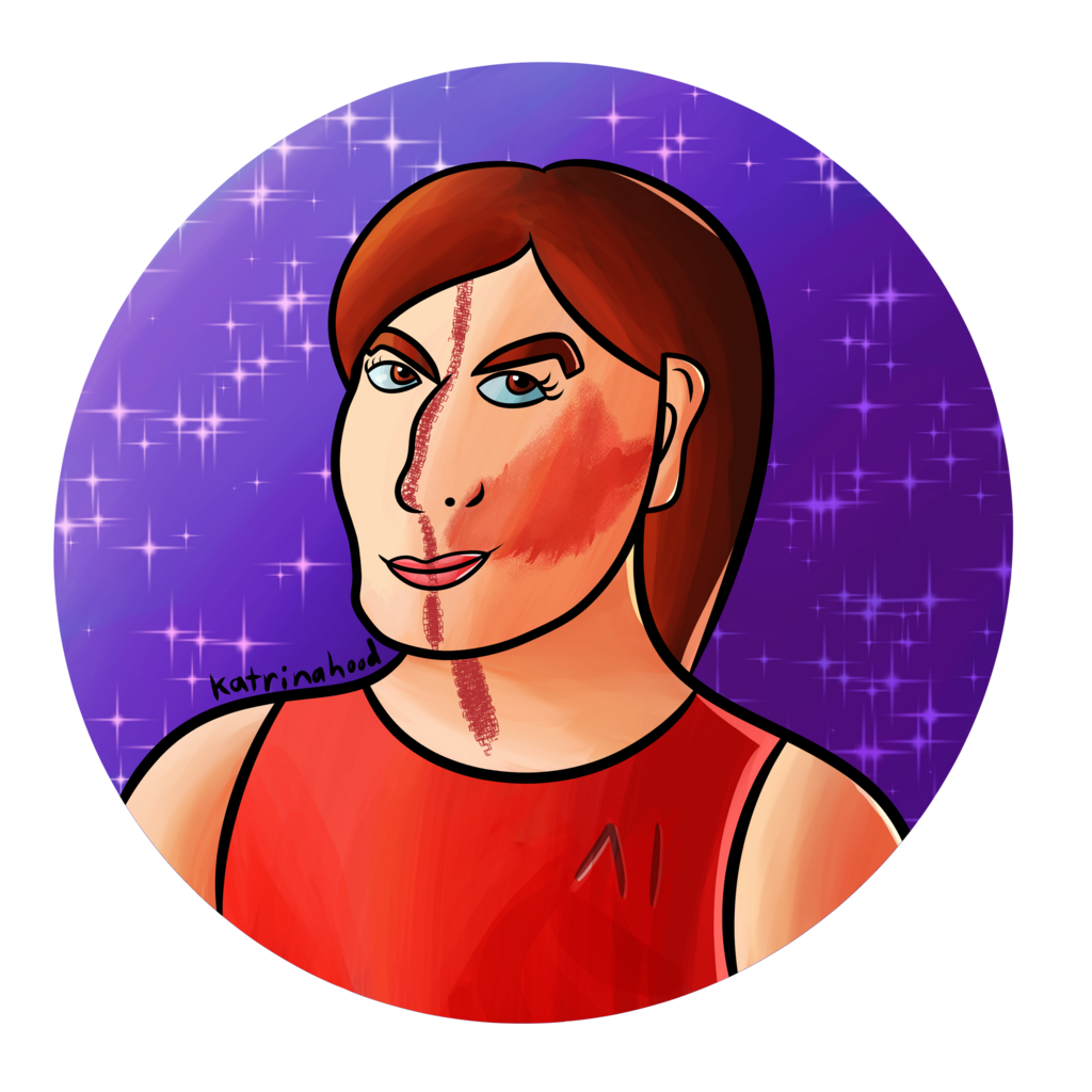Most recent image: Katrina Ryder Character Icon
