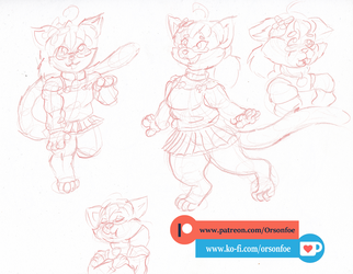 20210329 cat with benifits sketches