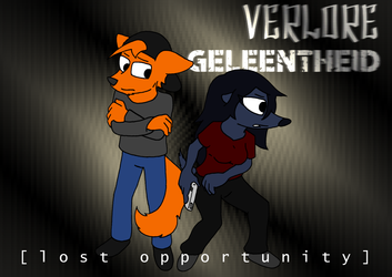 Lost Opportunity Cover