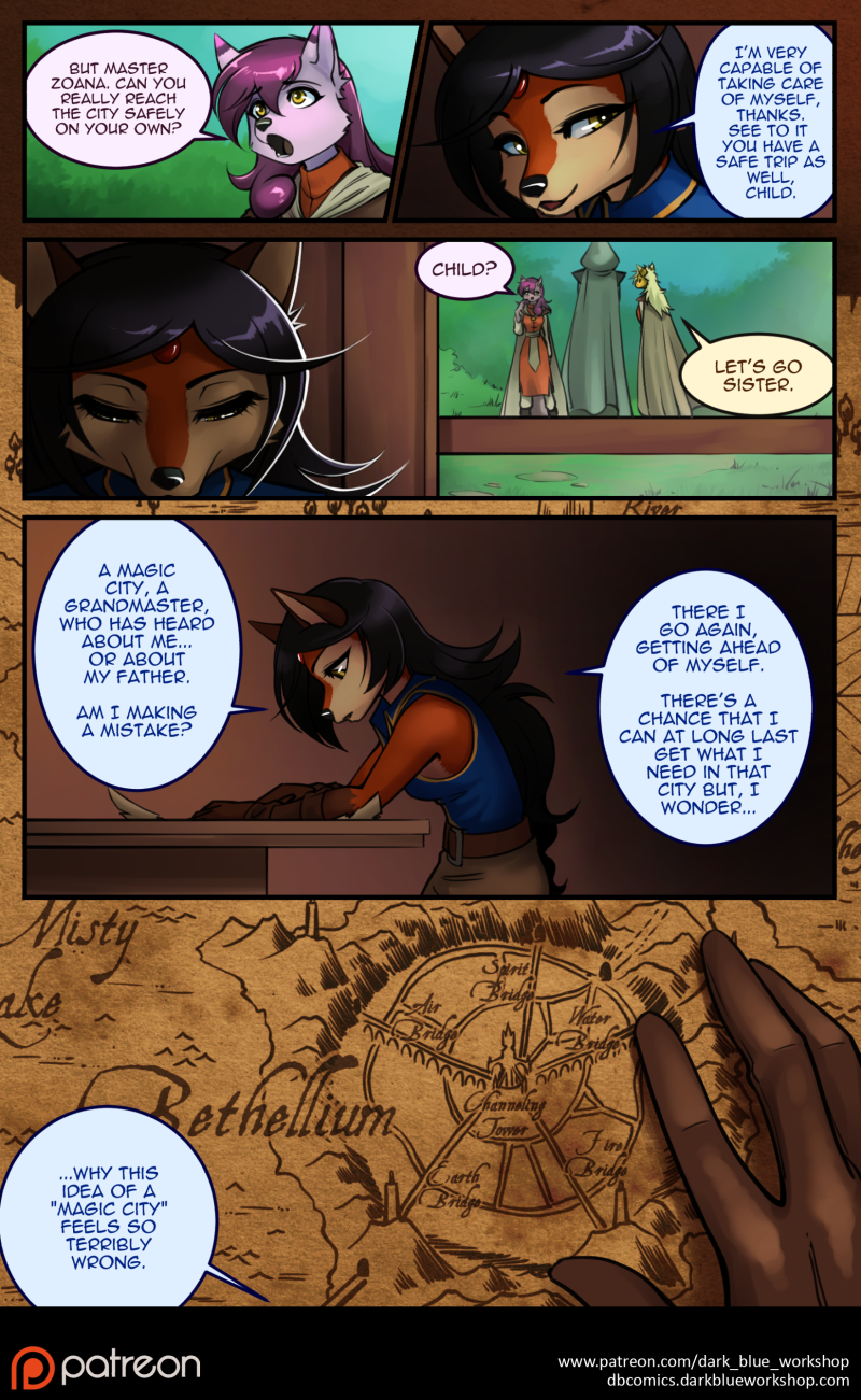 Most recent image: Bethellium: Chapter 1 - Page 4