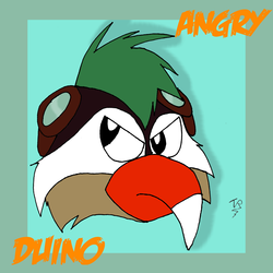 The Definition of Angry Bird