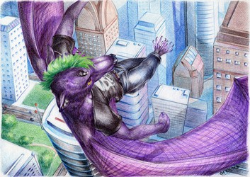 """:Commission: """"Above everything..."""""""