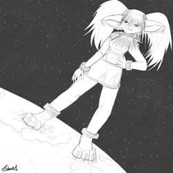 Erika Sketch
