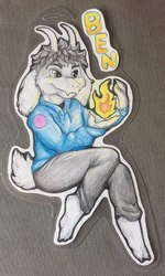 FD Badge Commission