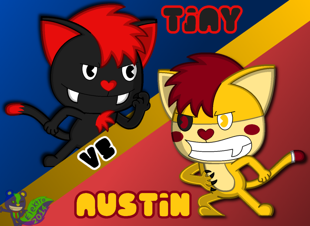 Battle of the Hybrids!  T-Jay VS Austin!
