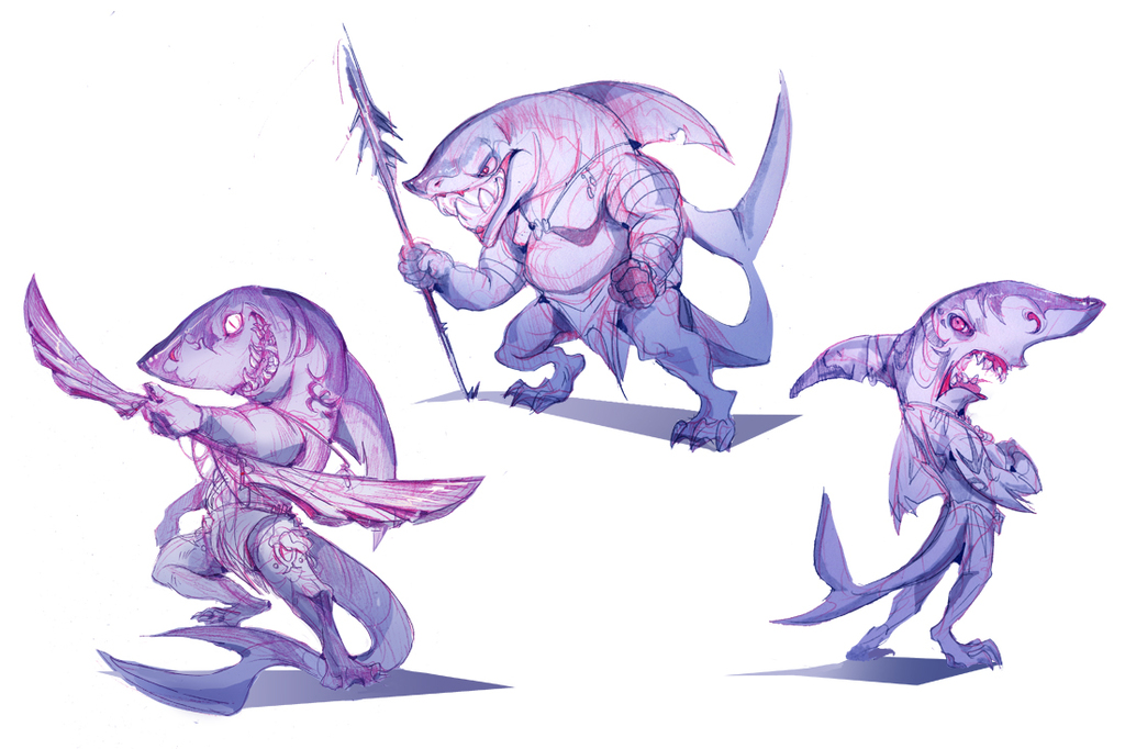 Shark babies