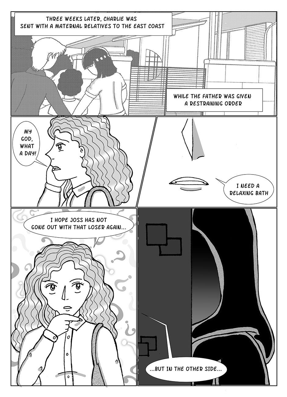 Alice´s new job- Page 025