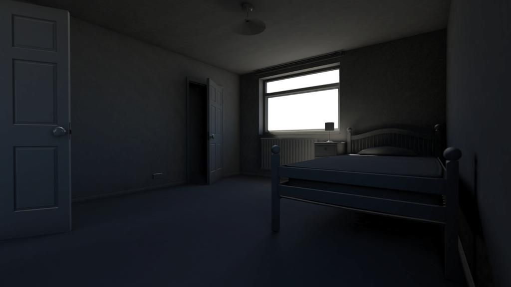 Spare Bedroom WIP